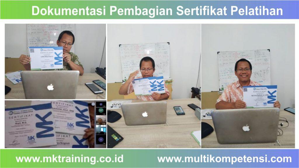 dokumentasisertifikat