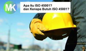 Apa Itu ISO 45001