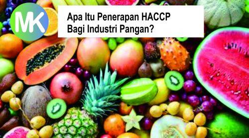 Penerapan HACCP