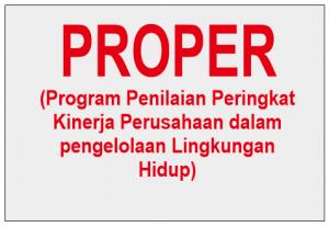 Penilaian PROPER