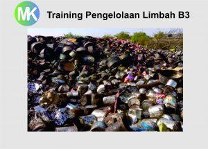 Training Pengelolaan Limbah B3